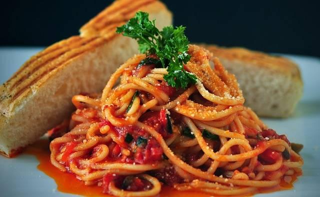 Pasta Spaghetti Italian Food · Free photo on Pixabay (622)