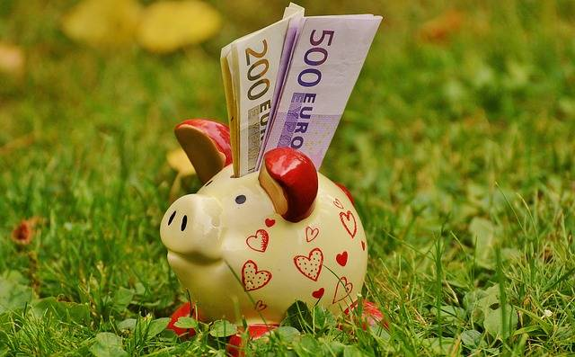 Piggy Bank Money Dollar Bill 500 · Free photo on Pixabay (1450)
