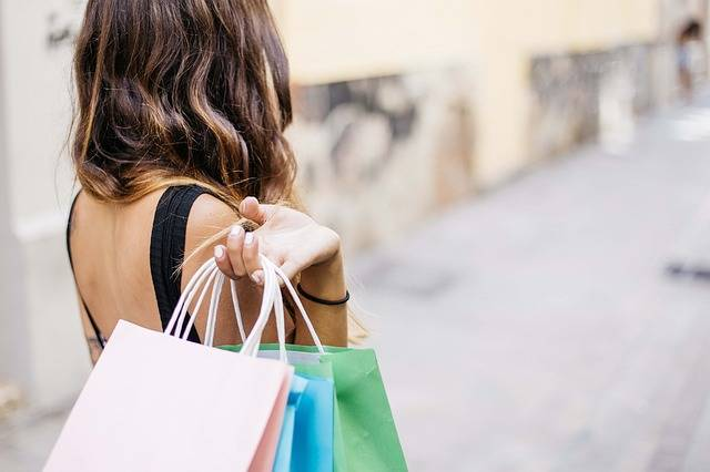 Woman Shopping Lifestyle · Free photo on Pixabay (1546)