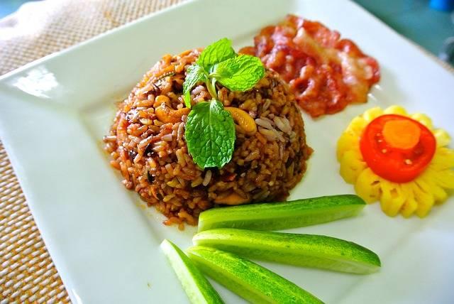 Fried Rice Thai Food · Free photo on Pixabay (288)