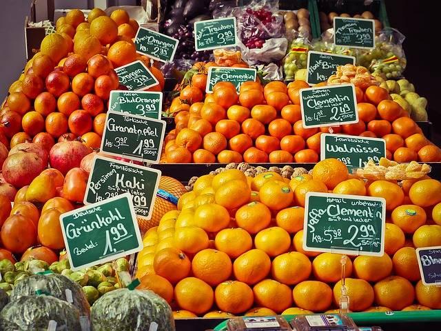 Fruit Stand Fruits Market · Free photo on Pixabay (394)