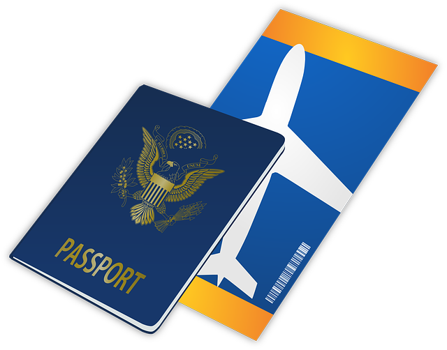 Passport Ticket Travel · Free vector graphic on Pixabay (868)