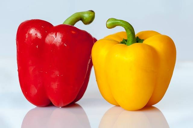 Paprika Vegetables Yellow · Free photo on Pixabay (1174)