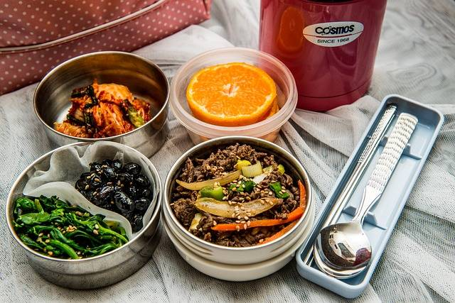Lunch Box Dishes Korean Side · Free photo on Pixabay (947)